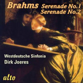 Brahms: Serenades for Orchestra