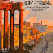 Respighi: Fontane di Roma; Pini di Roma; Feste Romane
