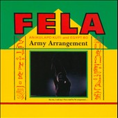 Fela Kuti: Army Arrangement [Digipak]