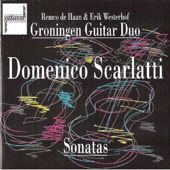 Scarlatti: Sonatas / Groningen Guitar Duo