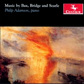 Piano Music by Bax, Bridge and Searle / Adamson