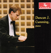 Duncan J. Cumming, Piano