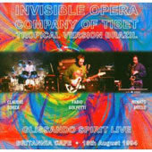 Invisible Opera Company of Tibet: Glissando Spirit: Live '94 *