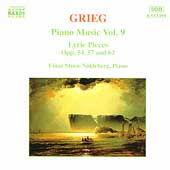 Grieg: Piano Music Vol 9 / Einar Steen-Nokleberg
