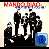 Mando Diao: Greatest Hits 1 [Bonus DVD] [Digipak]