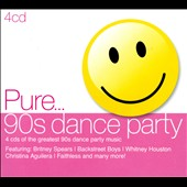 Various Artists: Pure... 90s Dance Party [Box]