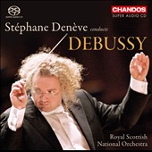 Debussy: Orchestral Works - La Mer; Nocturnes; Jeux; Images; Primtemps, Berceuse h&eacute;roique et al.
