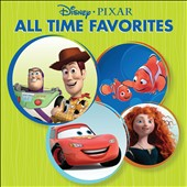 Various Artists: Disney Pixar All Time Favorites