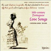 18th-Century Portuguese Love Songs / Zak Ozmo, L'Avventura London
