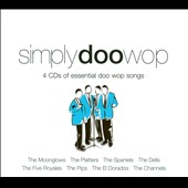 Various Artists: Simply Doo Wop [Box]