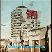 Various Artists: Soul on the West Coast, Vol. 1