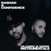 Confidence/Rashad & Confidence: Element of Surprise [Instrumentals]