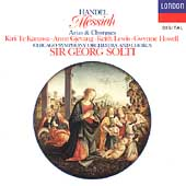 Handel: Messiah - Arias & Choruses / Solti, Chicago SO