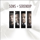 Sons of Serendip: Sons of Serendip [Digipak] *