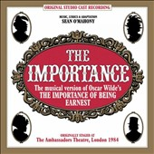 Original Soundtrack: Importance: The Musical Version of the Importance of [Original Soundtrack]