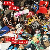 Lita Ford: Time Capsule [Digipak] *