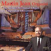 Martin Jean, Organist - The Reddel Memorial Organ