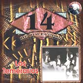 Los Temerarios: 14 Exitos de Coleccion [Sony International]