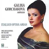 Italian Opera Arias / Gorchakova, Orbelian, et al