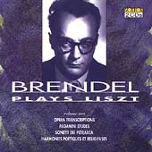 Alfred Brendel plays Liszt Vol 2 - Opera Transcriptions, etc