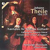 Theile: Cantatas for Gottorf Palace / Hamburger Ratsmusik