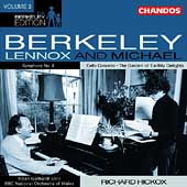 The Berkeley Edition Vol 3 - Lennox and Michael Berkeley