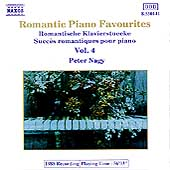 Romantic Piano Favourites Vol 4 / Peter Nagy