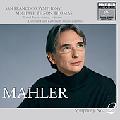 Mahler: Symphony no 2 / Tilson Thomas, San Francisco SO