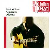 Julian Bream Edition Vol 25 - Music of Spain