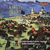 Orchestral Music from Georgia / Georgian Chamber Orchestra