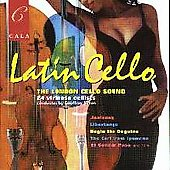Latin Cello / Geoffrey Simon, London Cello Orchestra