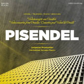 Violin Concertos by Pisendel, Handel, Telelmann, Fasch, Heinichen / Pramsohler, International Baroque Players