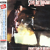 Stevie Ray Vaughan/Stevie Ray Vaughan & Double Trouble: Couldn't Stand the Weather [Japan Bonus Tracks] [Remaster]