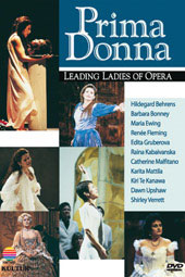 Prima Donna: Leading Ladies Of Opera / Behrens, Bonney, Ewing, Fleming, Gruberova et al [DVD]