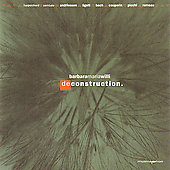 Deconstruction - Bach, Ligeti, Couperin, etc / Willi