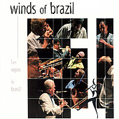 Various Artists: Winds of Brazil (Um Sopro de Brasil)