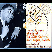 Fats Waller: Complete Recorded Works, Vol. 1: Messin' Around with the Blues [Remaster]