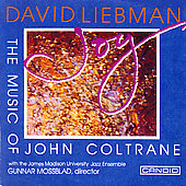 David Liebman: Joy [Slipcase]