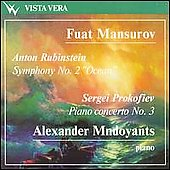 Fuat Mansurov conducts Rubinstein and Prokofiev