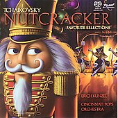 Tchaikovsky: Nutcracker (highlights) / Kunzel, et al
