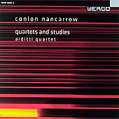 Nancarrow: Quartets and Studies / Arditti Quartet
