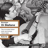Giuseppe Di Stefano - The Complete Italian Radio Recordings 1952-1956