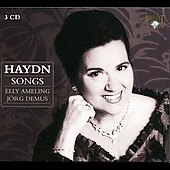 Haydn: Songs / Elly Ameling, J&ouml;rg Demus