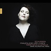 Schumann: Frauenliebe und Leben Op 42, etc / Lemieux, Blumenthal