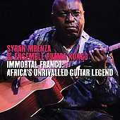 Syran Mbenza: Immortal Franco [Digipak]