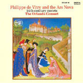 Philippe de Vitry and the Ars Nova - Motets /