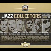 Various Artists: Jazz Collectors, Vol. 1 [Music Brokers] [Box]