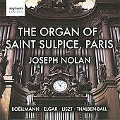 The Organ of Saint Sulpice Paris / Joseph Nolan