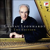 Gustav Leonhardt Jubilee Edition [15 CDs]