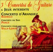 Three Concertos For Guitar